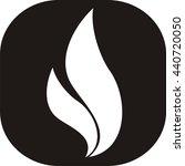 letter s fire logo design   Shutterstock .eps vector #440720050