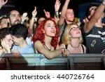 valencia  spain   jun 10  a... | Shutterstock . vector #440726764