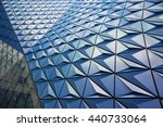 geometrical play of patterns... | Shutterstock . vector #440733064