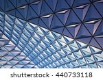 geometrical play of patterns...   Shutterstock . vector #440733118