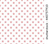 stars seamless pattern | Shutterstock .eps vector #440757910