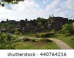 Brimham Rocks On A Sunny Day...