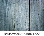 wooden fence  closeup | Shutterstock . vector #440821729