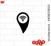 gps with wifi vector....