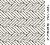 vector seamless pattern. modern ... | Shutterstock .eps vector #440872558