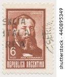 st. petersburg  russia   may 21 ... | Shutterstock . vector #440895349