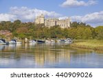 Arundel Castle From The River...