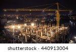 building under construction... | Shutterstock . vector #440913004