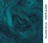 topographic map vector  ... | Shutterstock .eps vector #440916280