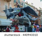 loano  italy   circa march 2016 ... | Shutterstock . vector #440943310