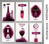 design templates background... | Shutterstock .eps vector #440946094