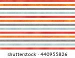 watercolor orange  blue  red... | Shutterstock . vector #440955826