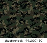 fashionable camouflage pattern  ... | Shutterstock .eps vector #441007450