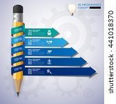 design business concept... | Shutterstock .eps vector #441018370
