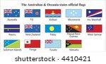 australia   oceania states...   Shutterstock . vector #4410421