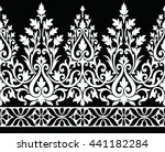 traditional indian motif | Shutterstock .eps vector #441182284