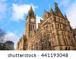 Manchester City Hall   Old...