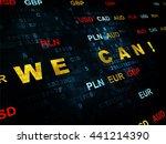 business concept  pixelated... | Shutterstock . vector #441214390