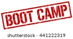boot camp stamp.stamp.sign.boot.... | Shutterstock .eps vector #441222319