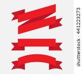 ribbon banner vector   Shutterstock .eps vector #441223273