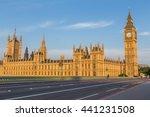 Big Ben In London Uk