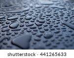 water patterns | Shutterstock . vector #441265633
