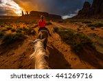 Monument Valley Horseback...