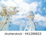 Sattelite Communication Antenna ...