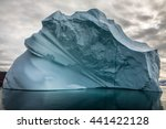 Iceberg In Greenland. The...