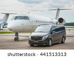 domodedovo  moscow  russia  ... | Shutterstock . vector #441513313