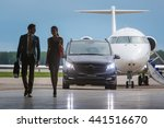 domodedovo  moscow  russia  ... | Shutterstock . vector #441516670
