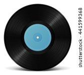 vinyl record | Shutterstock .eps vector #441599368