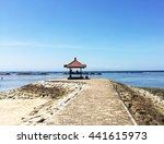 on the ocean | Shutterstock . vector #441615973