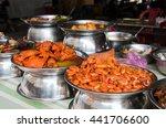 local vietnamese food at a...   Shutterstock . vector #441706600