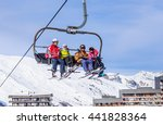 Val Thorens  France   January...