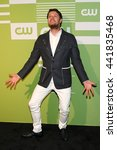 Small photo of NEW YORK, NY - MAY 14: Actor Brett Dier attends the 2015 CW Network Upfront Presentation at the London Hotel on May 14, 2015 in New York City.