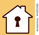 house | Shutterstock .eps vector #441851080