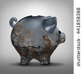 Savings Decline And Neglected...