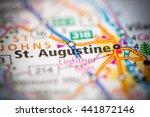 St. Augustine. Florida. Usa