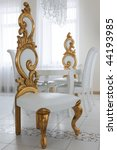 Beautiful White Chairs In A...