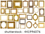Assortment Of Golden And...