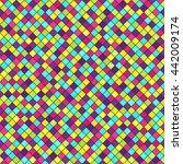 diamond pattern. seamless...   Shutterstock .eps vector #442009174