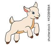 Cartoon Farm Animals For Kids....
