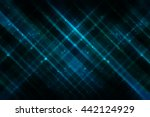 abstract bright glitter blue... | Shutterstock . vector #442124929