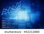business graph | Shutterstock . vector #442212880
