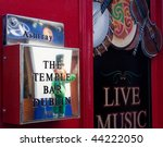 Pub In The Temple Bar Area Of...