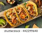 Homemade Spicy Shrimp Tacos...