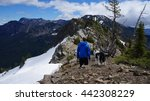 the great outdoors | Shutterstock . vector #442308229