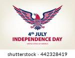 American Eagle Background...