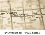 woolbright. florida. usa | Shutterstock . vector #442353868